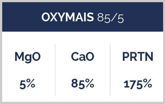OXYMAIS 85/5