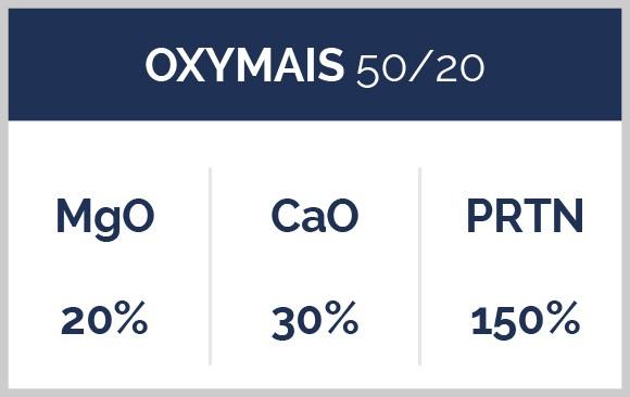OXYMAIS 50/20